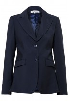 Zurich Wool Blazer with zips