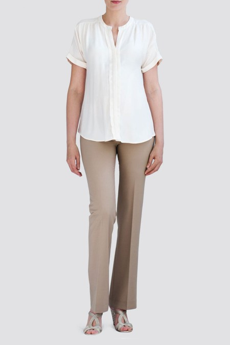 NEW YORK Classic Wool Pants Combination 6063