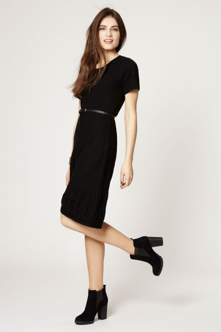 CORTINA Short Sleeve Dress Outfit