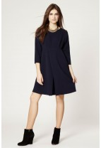 IRINA Front Pleat Dress