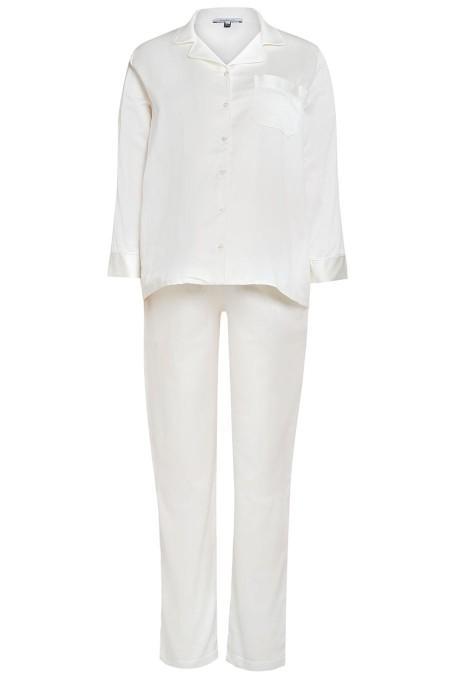CLASSIC PJ - Satin Cotton Combination 8045