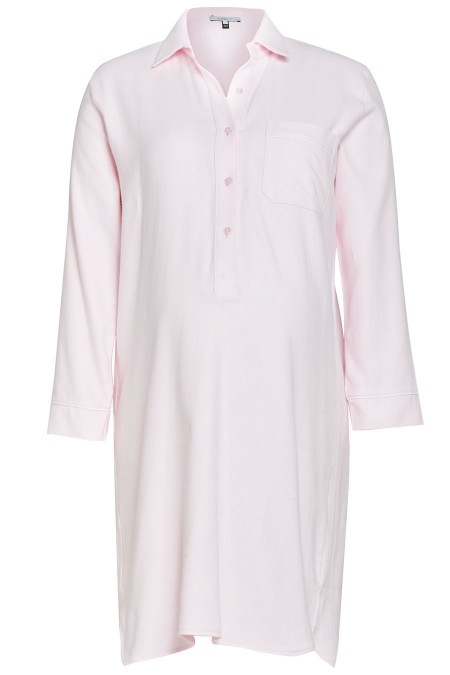 NIGHTSHIRT - Brushed Cotton Combination 7262