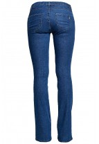 MAYFAIR Bootcut Jeans Under with Jean Pockets