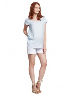 TORONTO Cap Sleeve Top