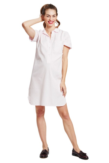 NIGHTSHIRT - Shortsleeve - Cotton Outfit