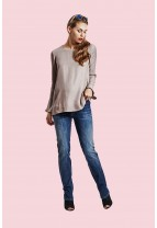 MIA top with bell sleeves