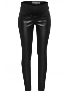 DALLAS Faux Leather Treggings