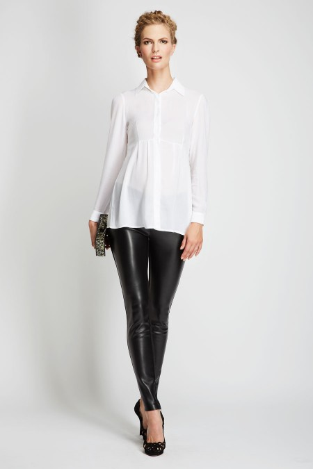 DALLAS Faux Leather Treggings Product
