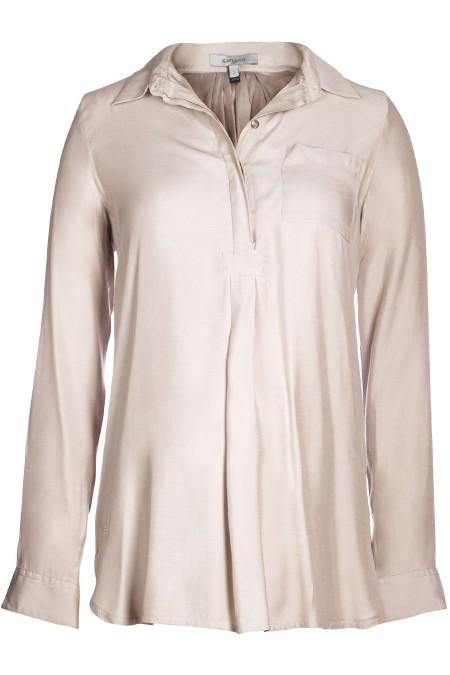 Munich Matt Silk Shirt Blouse Combination 5940
