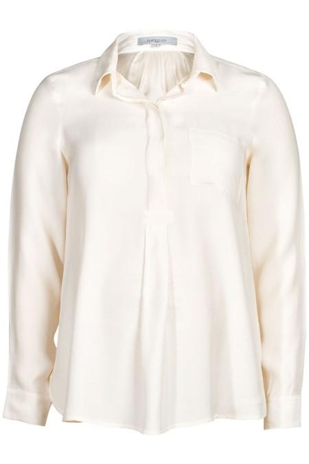 Munich Matt Silk Shirt Blouse Combination 5936