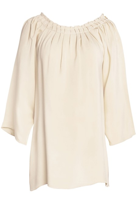 MENORCA Evening Drape Top Combination 5893