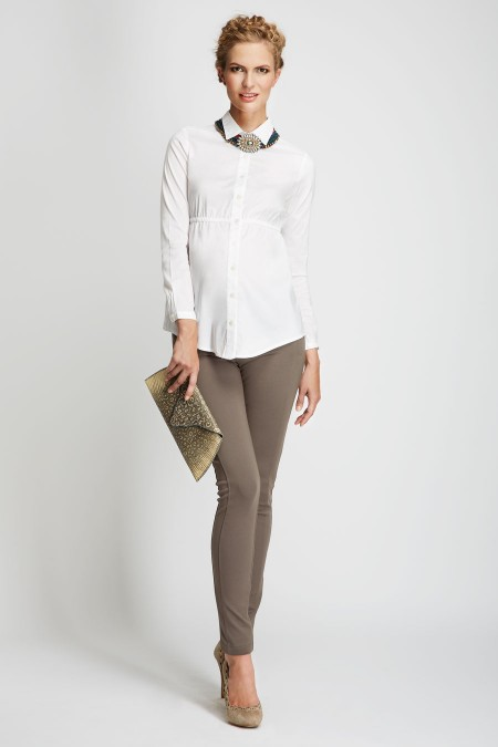 PORTO Cotton Shirt Outfit