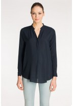 SOFIA Collarless Maternity Blouse