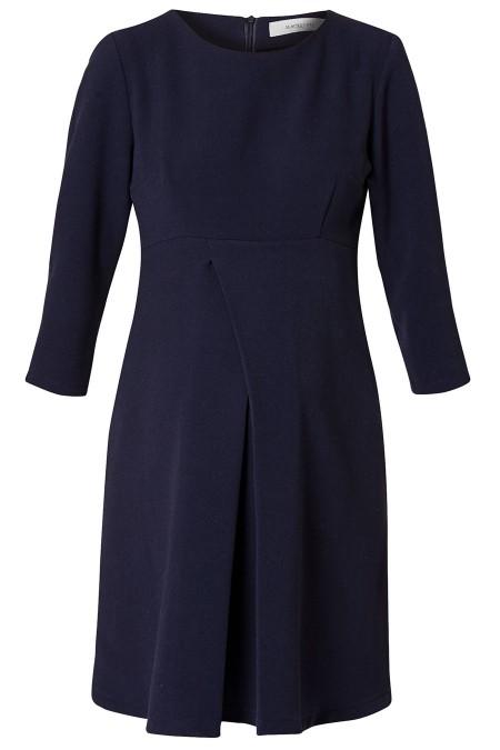 IRINA Front Pleat Dress Combination 5712