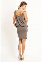 MARBELLA Twisted Strap Dress