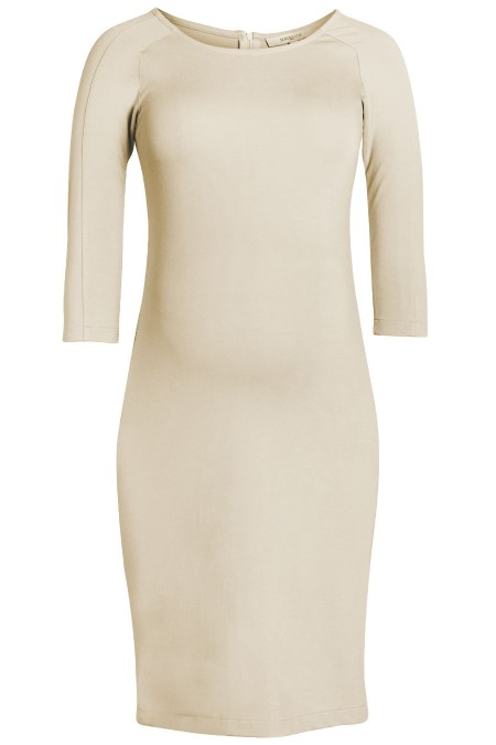 VERONA Round Neck Dress Combination 6969