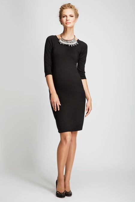 VERONA Round Neck Dress Outfit