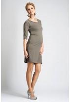 VERONA Round Neck Dress