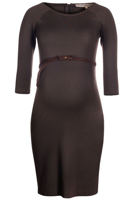VERONA Round Neck Dress Combination 6960