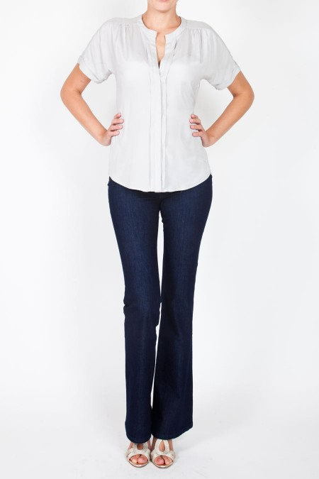 MAYFAIR Bootcut Jeans Under with Button Pockets Combination 7182