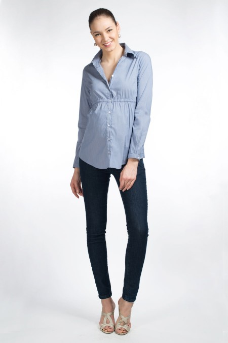 SOHO Skinny Jeans Over Combination 6829