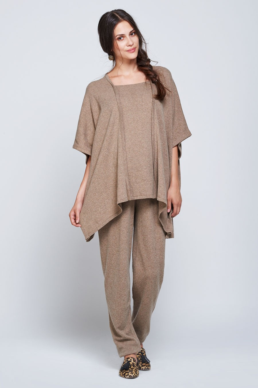 PHUKET Knit Harem Pants