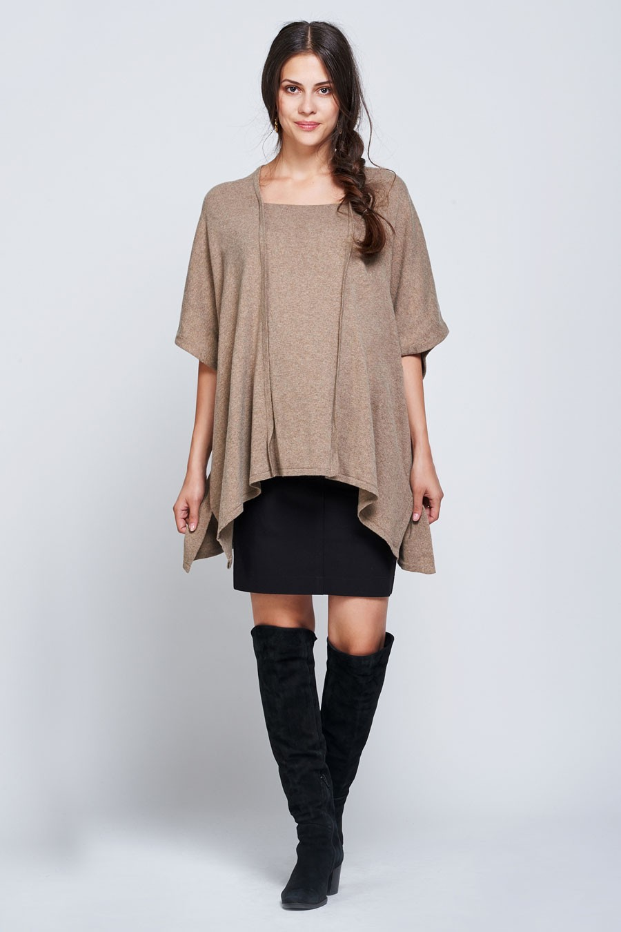 VAIL Poncho Top