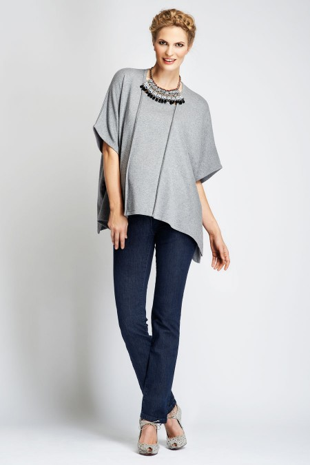 VAIL Poncho Top Combination 6905