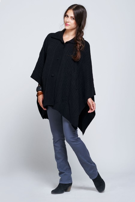 VERMONT Cape Cardigan Combination 6954