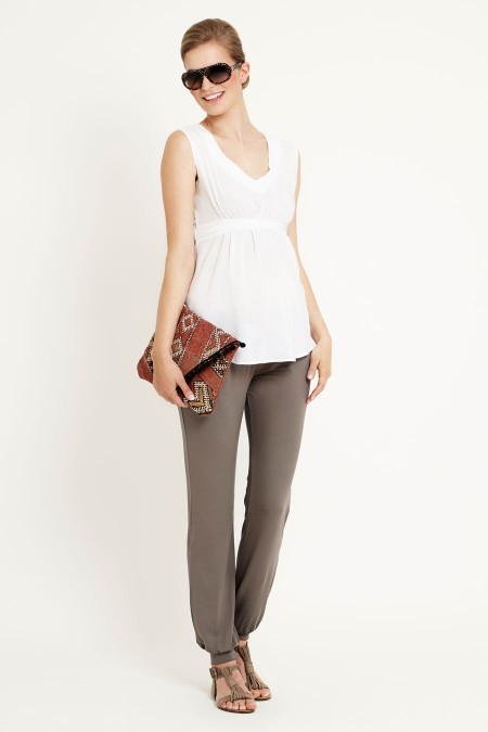 PHUKET Jersey Harem Pants Combination 6297