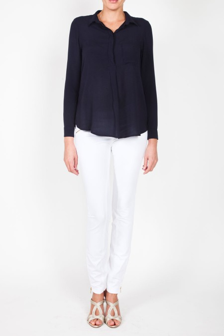 MILAN Skinny With Zips Combination 8691