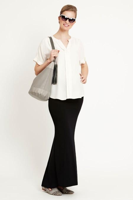 MUSCAT Fishtail Skirt Combination 7095