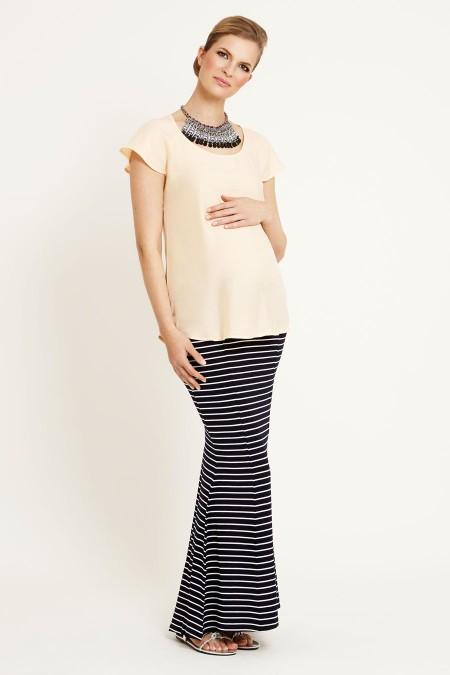 MUSCAT Fishtail Skirt Combination 7096