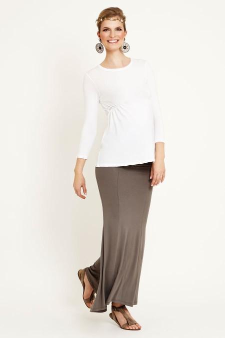 MUSCAT Fishtail Skirt Combination 7098