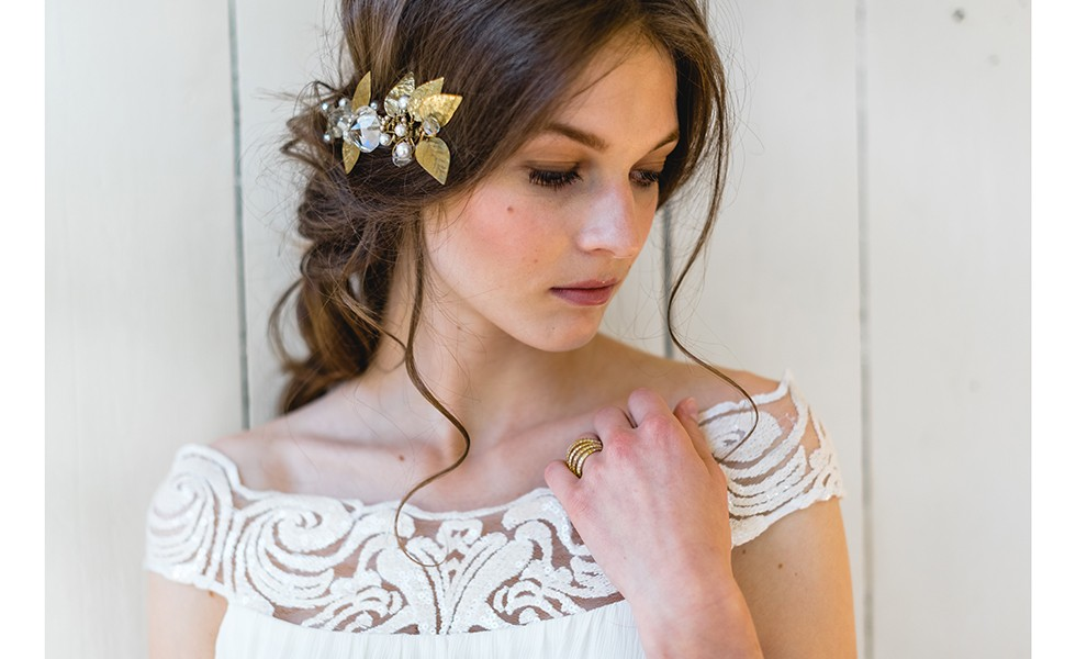 FREESIA WEDDING DRESS