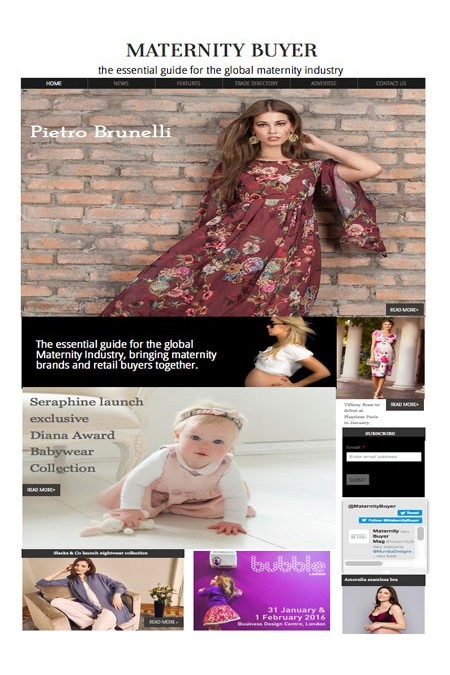 Maternity Buyer - December 2015