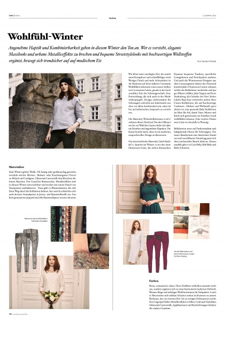 Luna Journal - Spring 2016